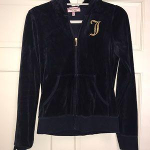 Women's Juicy Couture Velvet Sweatshirt